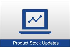 Product Stock Updates