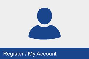 Register / My Account